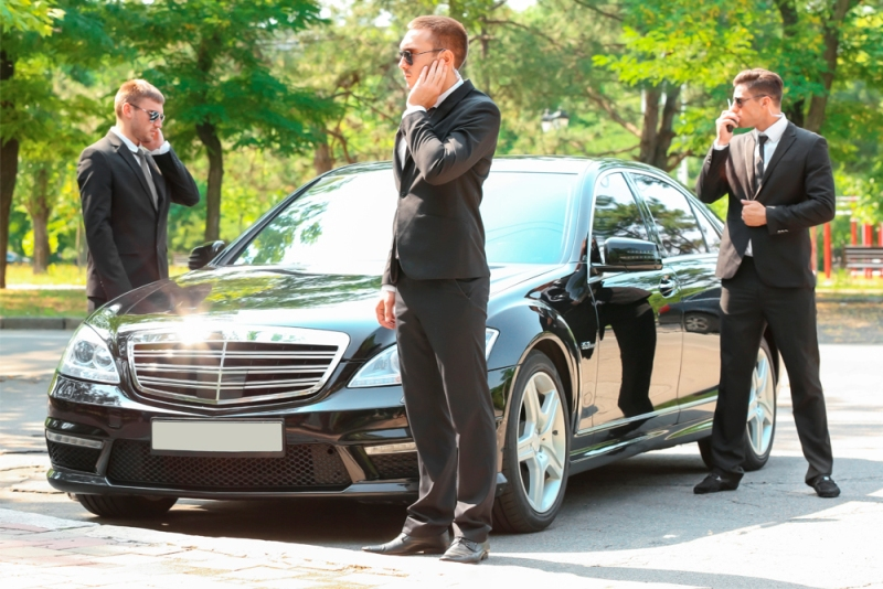 Close Protection Security